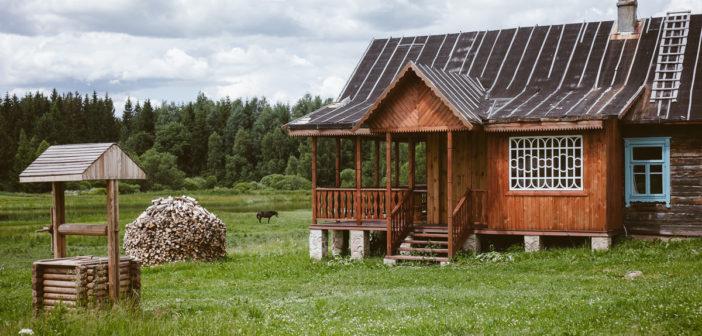 В Кореличском районе минчане возрождают заброшенную деревню Тиневичи