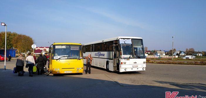 Изменения в графике движения автобусов из Минска в Кореличи в период новогодних праздников