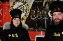 Фермеры из д. Долгиново Кореличского района выращивают белорусских улиток