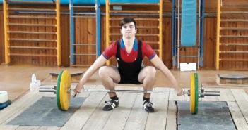 Первенство Кореличского района по тяжелой атлетике