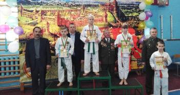 Кореличские каратисты успешно выступили на республиканских соревнованиях по шотокан каратэ-до