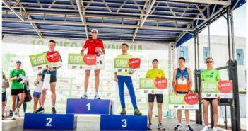 Артем Логиш выиграл 5-километровый забег в Польше
