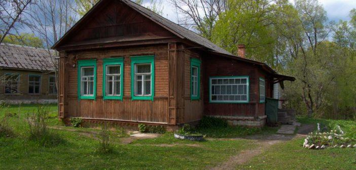 Еремичский сельисполком продает пустующий дом в д. Скоричи