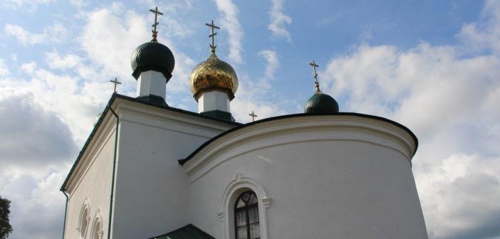 Икона Свято-Троицкого храма в Мире исцеляет от болезней