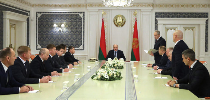 Президент Беларуси согласовал назначение председателя Кореличского райисполкома