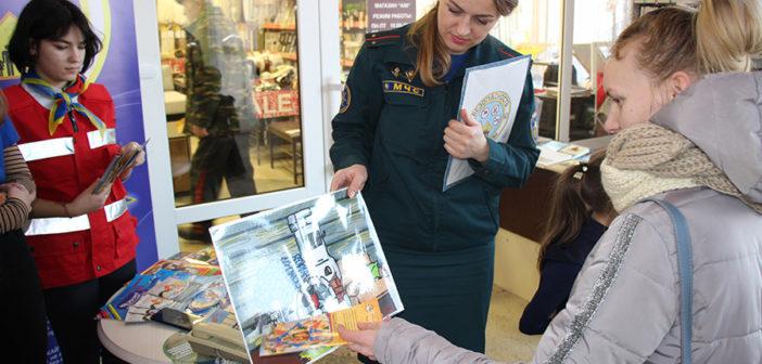 В Кореличском районе пройдет декадник пожарной безопасности