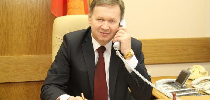 В Кореличи приедет председатель Гродненского областного Совета депутатов