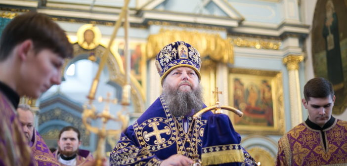 Архиепископ Новогрудский и Слонимский Гурий высказался о протестах в Беларуси