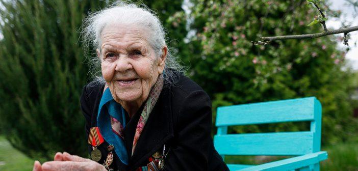 Ветеран войны Анастасия Гришина из Кореличей рассказала о жизни и любви на фронте