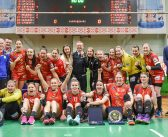 Кореличские гандболистки стали чемпионками Беларуси в составе ГК «Гомель»