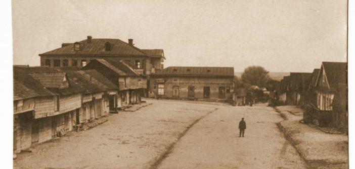 «СБ. Беларусь сегодня» опубликовала старинные фотографии местечка Кореличи