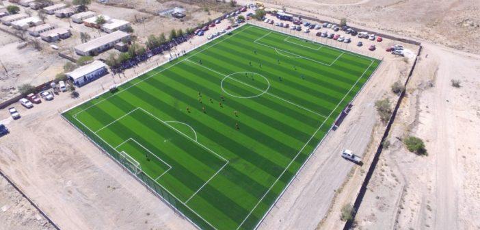 В Чили построили стадион в честь уроженца Кореличского района
