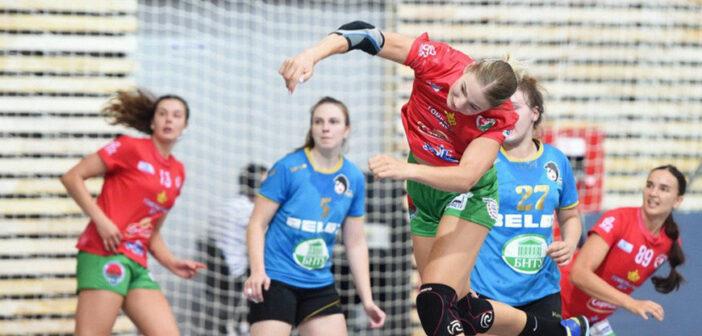 Кореличская гандболистка в составе «Гомеля» выиграла Кубок Беларуси