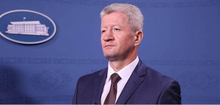 Анатолий Маркевич назначен министром культуры