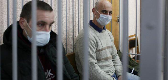 Жители Новогрудка получили 7 лет и 1,5 года по делу о массовых беспорядках