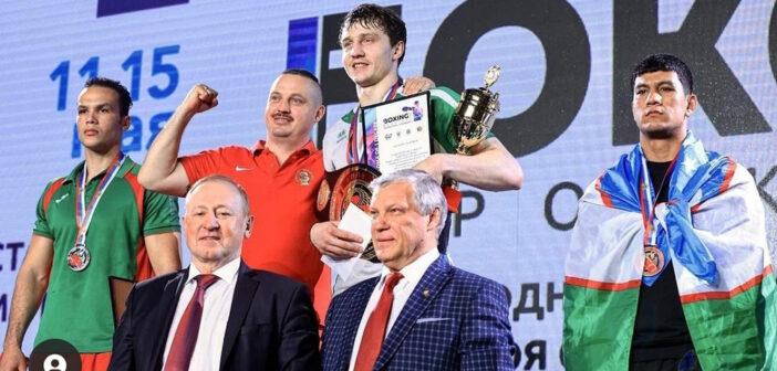 Кореличский боксер стал победителем международного турнира в Хабаровске