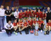 Кореличские гандболистки в составе «Гомеля» выиграли Кубок Беларуси