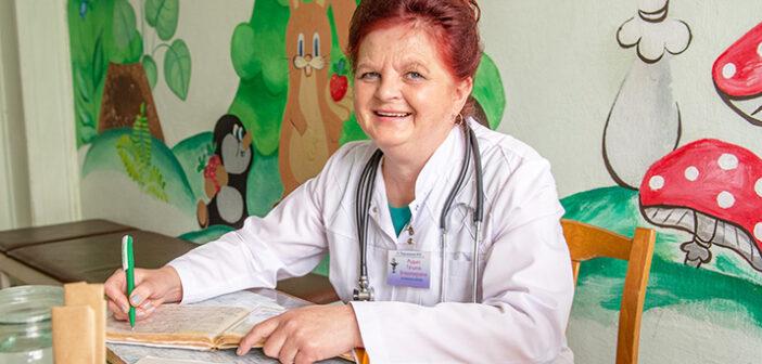 Кореличский педиатр Татьяна Рудько — победитель конкурса «Врач года Республики Беларуси»