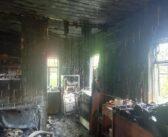 В Кореличском районе мужчина поджег дом, проверяя установку газового баллона
