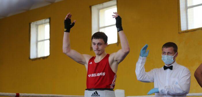 Кореличский боксер Алексей Алферов — вновь чемпион Беларуси